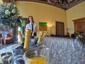 catering pranzo nozze umbria